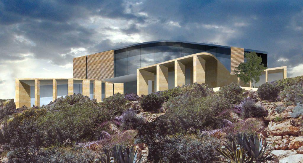 Harris architects in Bendinat