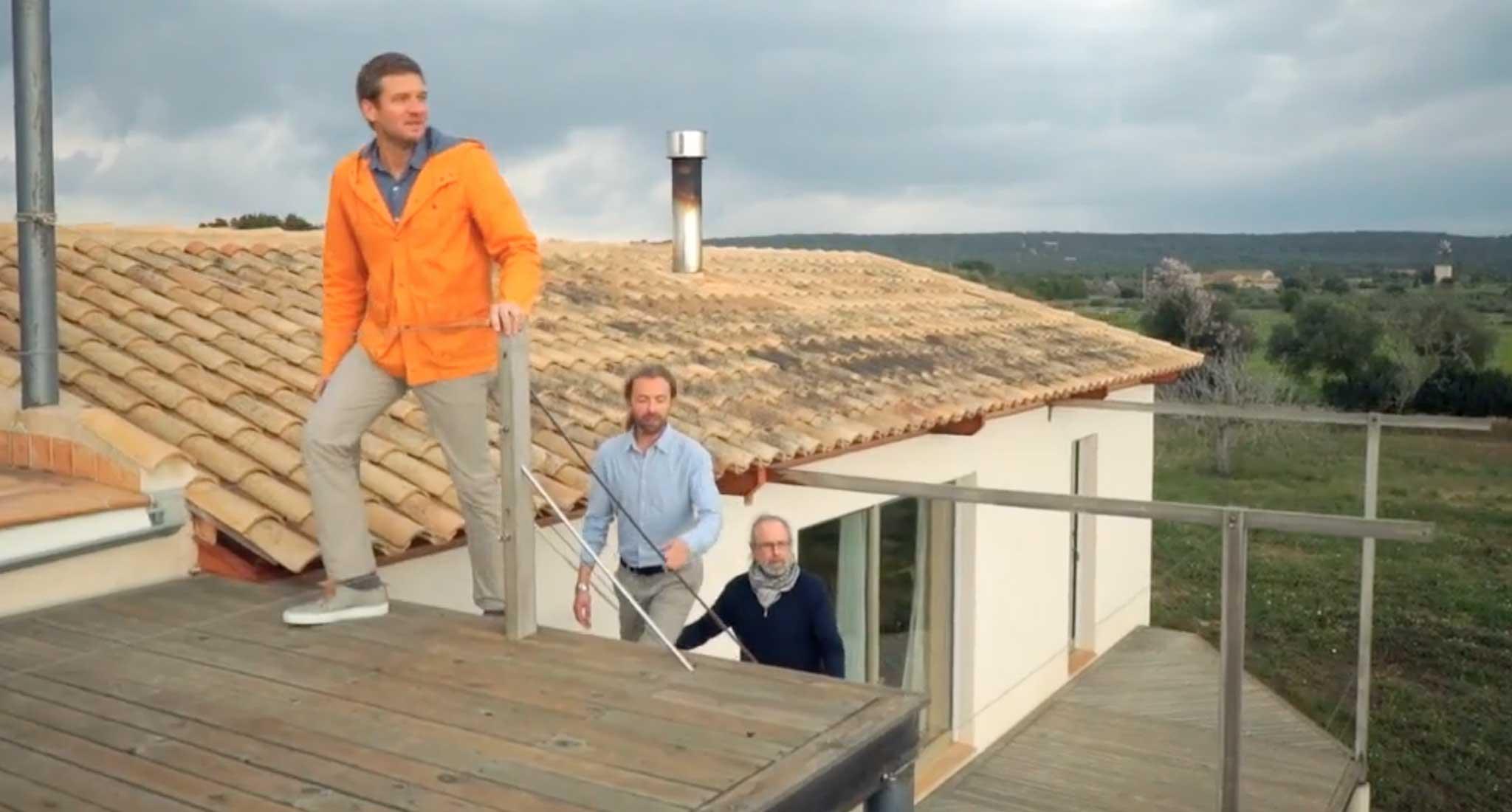 English architects in Mallorca