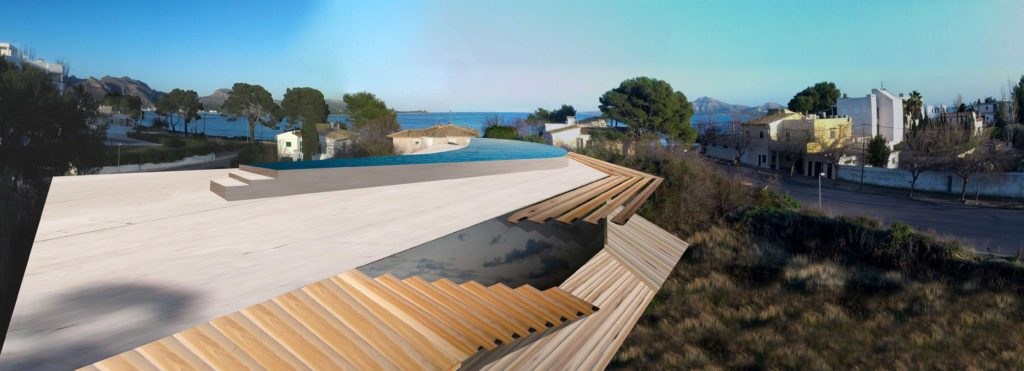 Harris architects in Pollensa