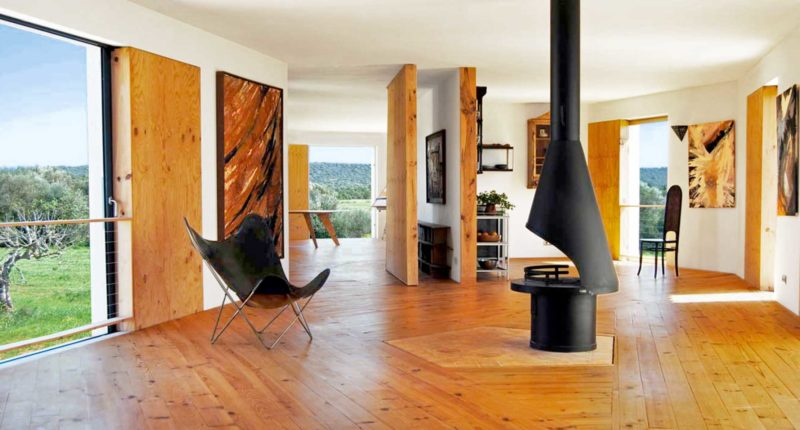 Santanyi: SELF-SUFFICIENT COUNTRY HOUSE
