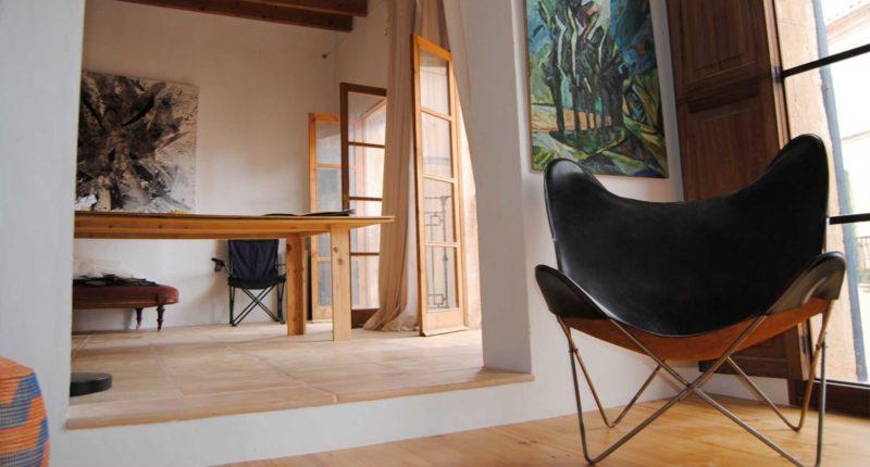 Historic Mallorcan town house and artist's studio